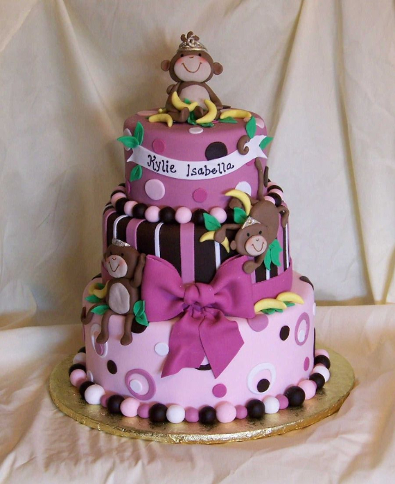 50 Gorgeous Baby Shower Cakes (5)
