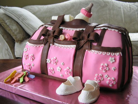 50 Gorgeous Baby Shower Cakes (50)