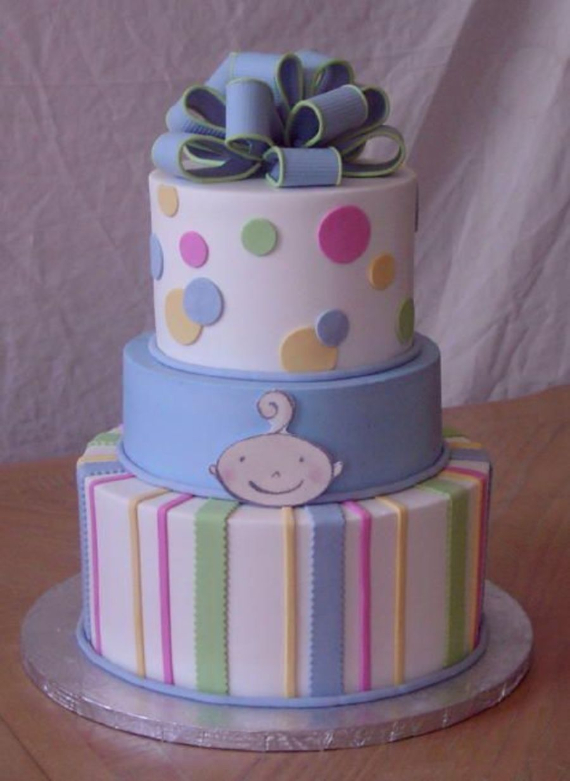50 Gorgeous Baby Shower Cakes (53)