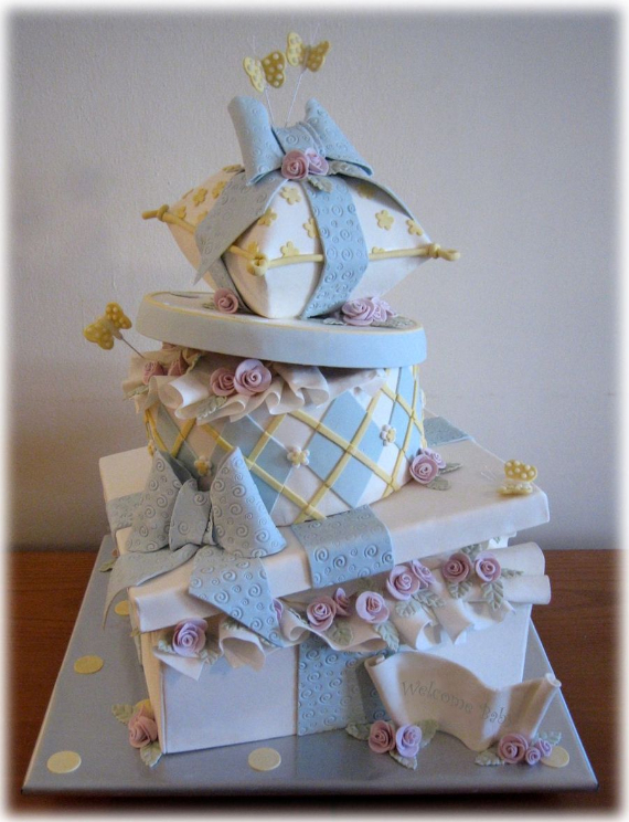 50 Gorgeous Baby Shower Cakes (6)