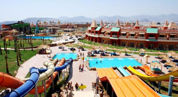 Aqua Blu Hotel And Water Park, Sharm el Sheikh - Egypt (12)