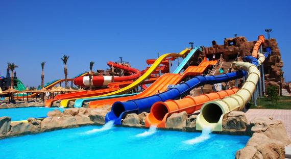 Aqua Blu Hotel And Water Park, Sharm el Sheikh - Egypt (13)