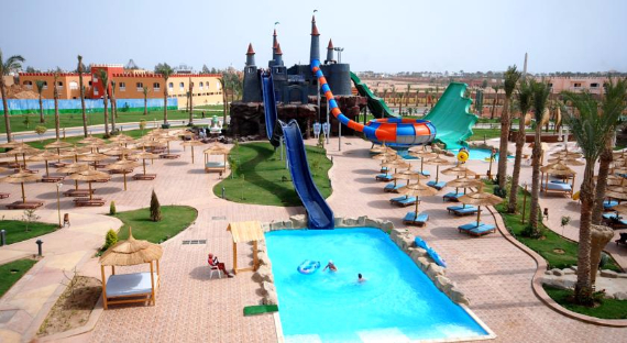 Aqua Blu Hotel And Water Park, Sharm el Sheikh - Egypt (15)
