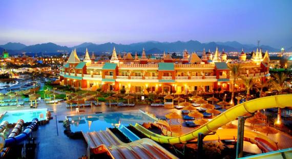 Aqua Blu Hotel And Water Park, Sharm el Sheikh - Egypt (16)