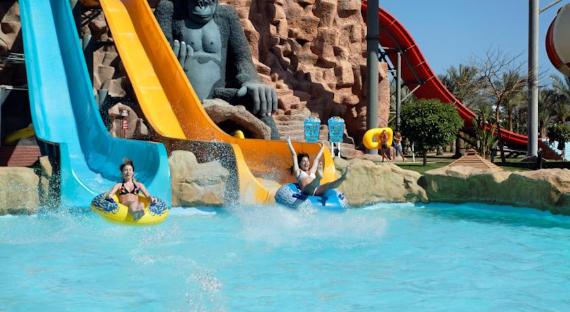 Aqua Blu Hotel And Water Park, Sharm el Sheikh - Egypt (20)