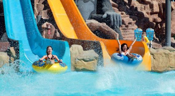 Aqua Blu Hotel And Water Park, Sharm el Sheikh - Egypt (24)
