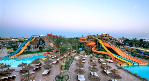 Aqua Blu Hotel And Water Park Sharm El Sheikh Egypt