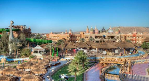 Aqua Blu Hotel And Water Park, Sharm el Sheikh - Egypt (35)