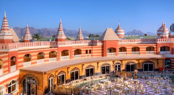 Aqua Blu Hotel And Water Park, Sharm el Sheikh - Egypt (36)