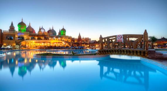 Aqua Blu Hotel And Water Park, Sharm el Sheikh - Egypt (38)