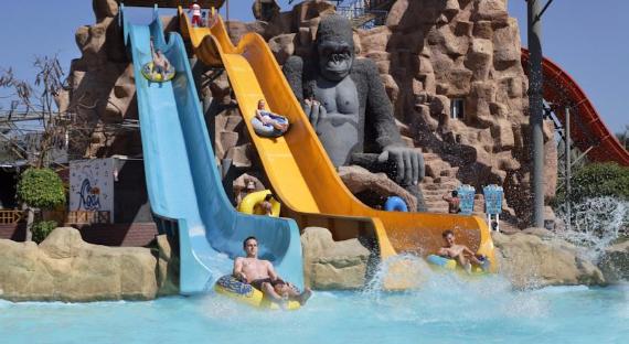 Aqua Blu Hotel And Water Park, Sharm el Sheikh - Egypt (42)