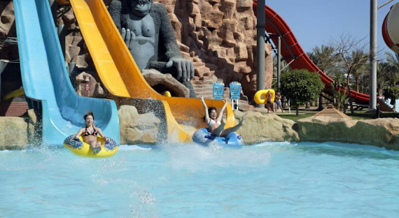 Aqua Blu Hotel And Water Park, Sharm el Sheikh - Egypt (44)