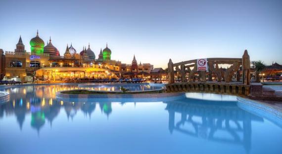 Aqua Blu Hotel And Water Park, Sharm el Sheikh - Egypt (45)