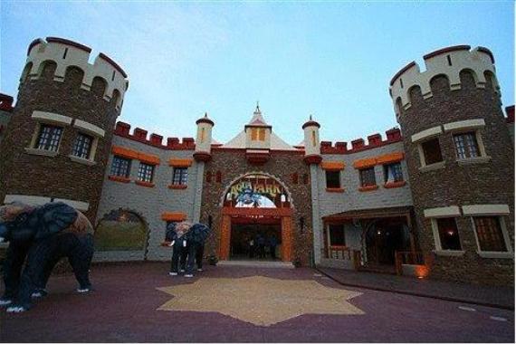 Aqua Blu Hotel And Water Park, Sharm el Sheikh - Egypt (6)