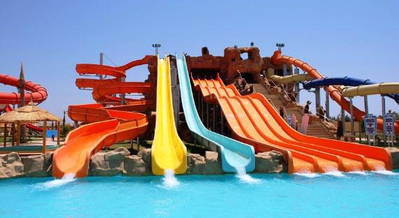 Aqua Blu Hotel And Water Park, Sharm el Sheikh - Egypt (8)