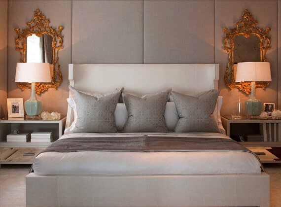 Elegant and Stylish Holiday Bedding Ideas For A Luxurious, Hotel-Like Bed (26)