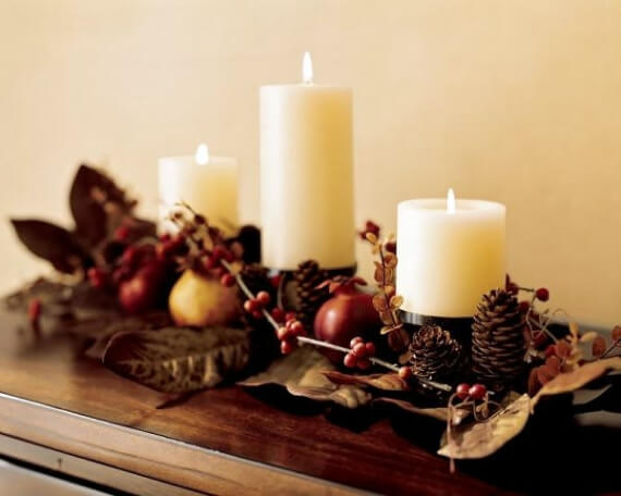 Get Stylish with Fall Decorating Ideas and Holidays (4)
