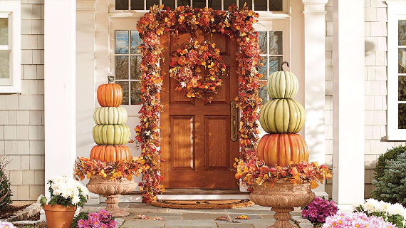 35 Warm & Friendly Fall Decorating Ideas (15)