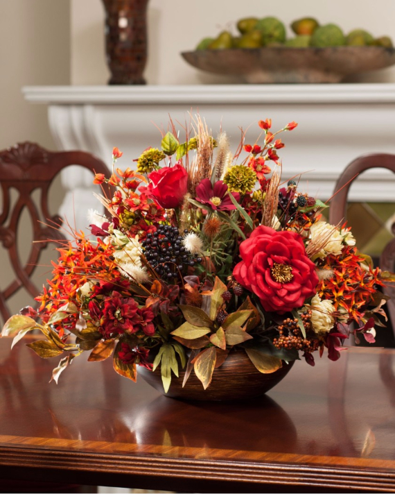 35 Warm & Friendly Fall Decorating Ideas (26)