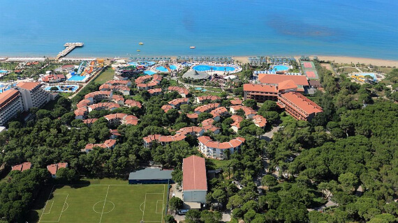 Magnificent Papillon Belvil Hotel Bursting With Holiday Activities (Belek, Turkey)  (26)