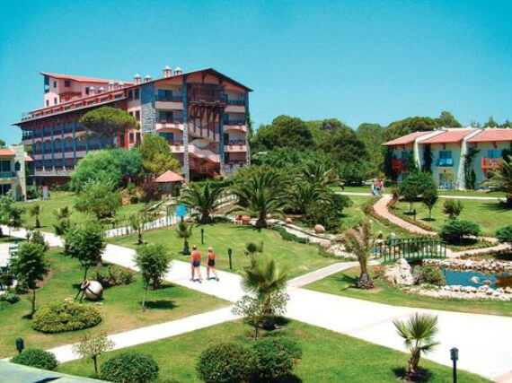 Magnificent Papillon Belvil Hotel Bursting With Holiday Activities (Belek, Turkey)  (5)