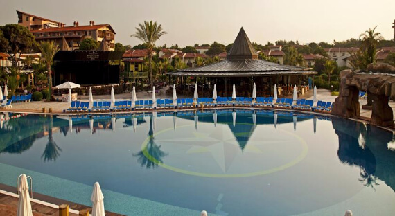 Magnificent Papillon Belvil Hotel Bursting With Holiday Activities (Belek, Turkey)  (62)