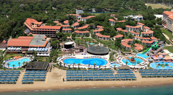 Magnificent Papillon Belvil Hotel Bursting With Holiday Activities (Belek, Turkey)  (76)