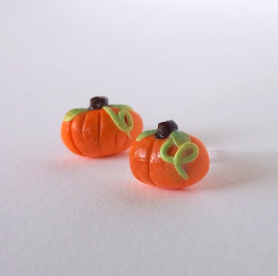 Thanksgiving and Fall Polymer Clay Craft Projects (10)