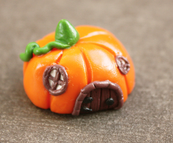Thanksgiving and Fall Polymer Clay Craft Projects (32)