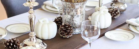 Warm and Inviting Thanksgiving Centerpiece Ideas  (9)