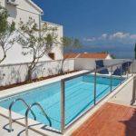 Family-Friendly Villa Overlooking the Mediterranean Sea: Villa Teuta