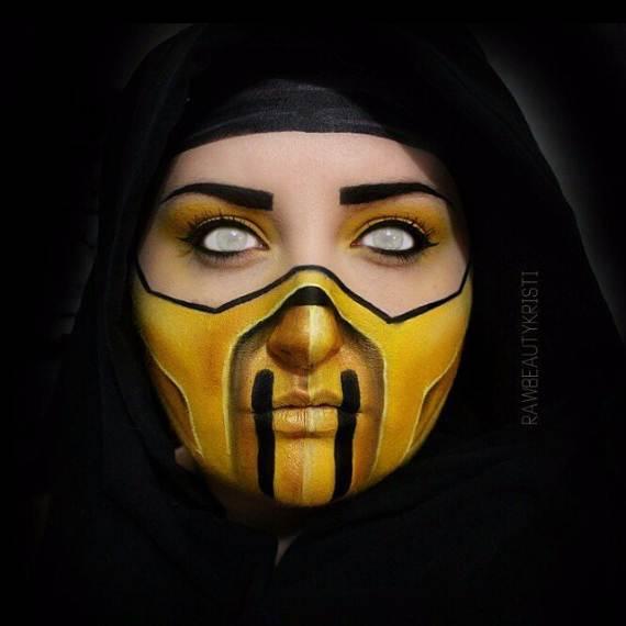Best-Scary-Halloween-Makeup-Ideas-17
