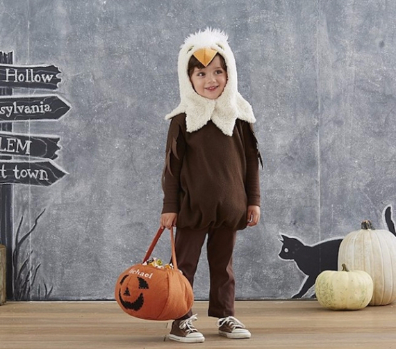 Cool Sweet And Funny Toddler Halloween Costumes Ideas For Your Kids (47)