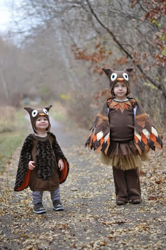 Cool Sweet And Funny Toddler Halloween Costumes Ideas For Your Kids (7)