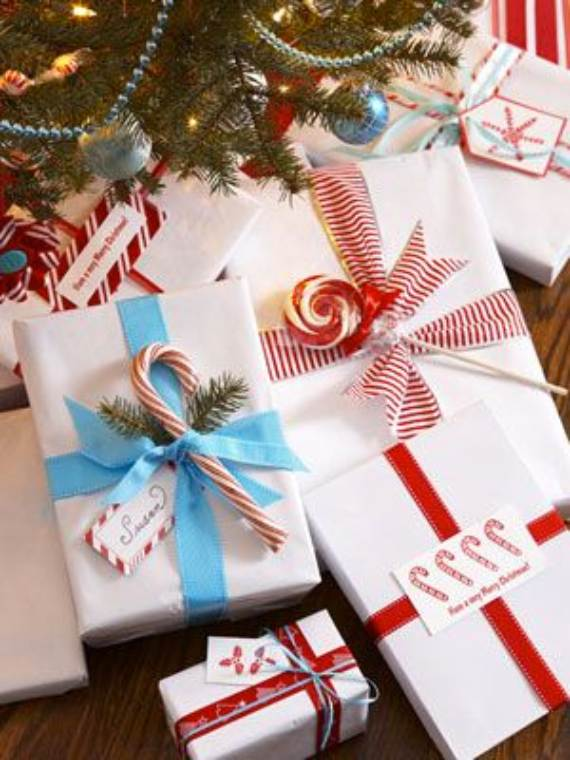 45 creative gift decoration wrapping ideas family for Creative christmas ideas