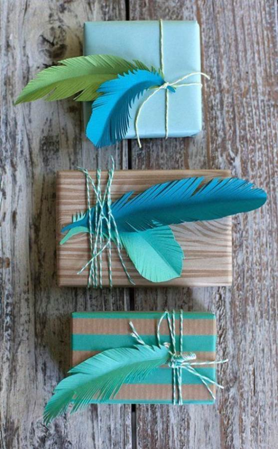 Creative-Gift-Decoration-Wrapping-Ideas-38
