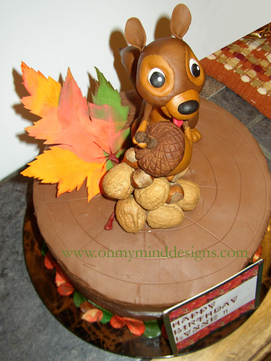 Cute Fall & Halloween Heavenly Holiday Desserts (29)