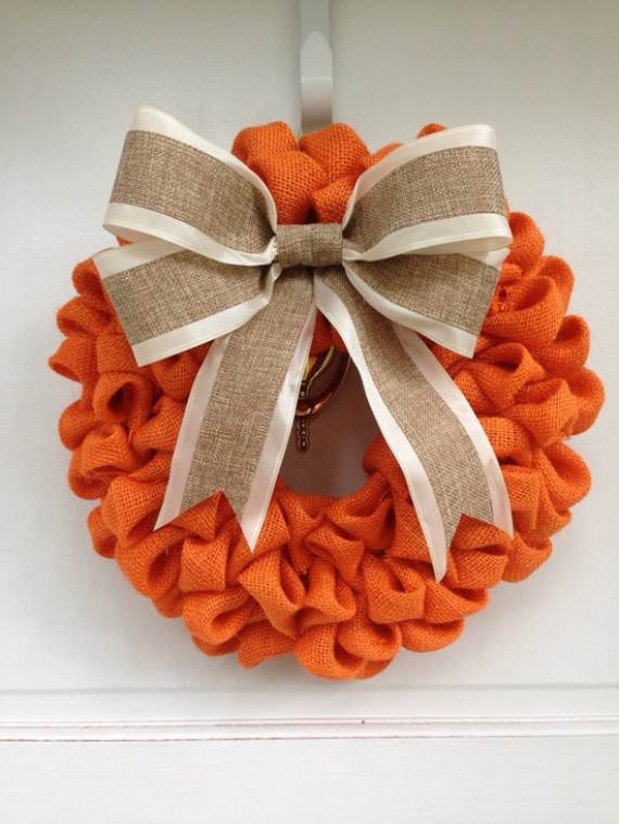 Diy Burlap Wreath Ideas For Every Holiday And Season