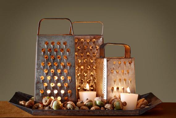 Easy and Elegant Festive Thanksgiving Decorating (19)