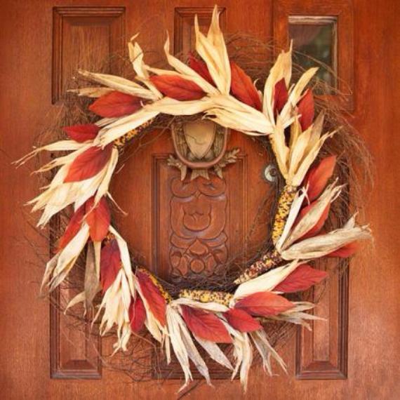 Easy and Elegant Festive Thanksgiving Decorating (26)