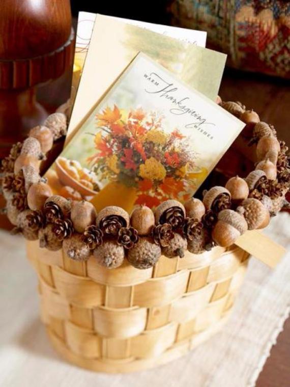 Easy and Elegant Festive Thanksgiving Decorating (27)