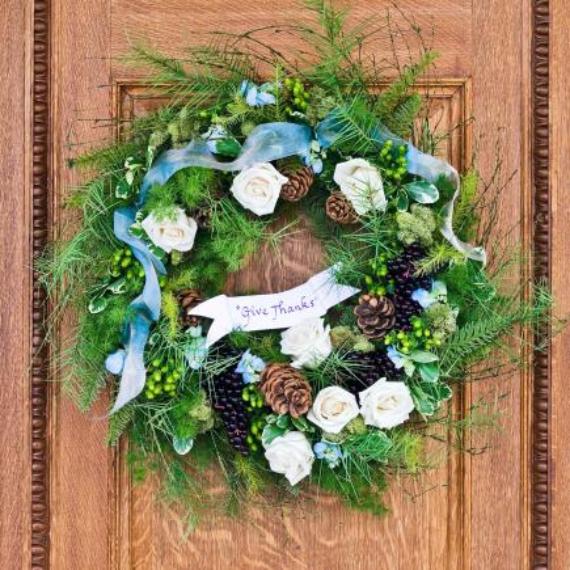 Easy and Elegant Festive Thanksgiving Decorating (31)