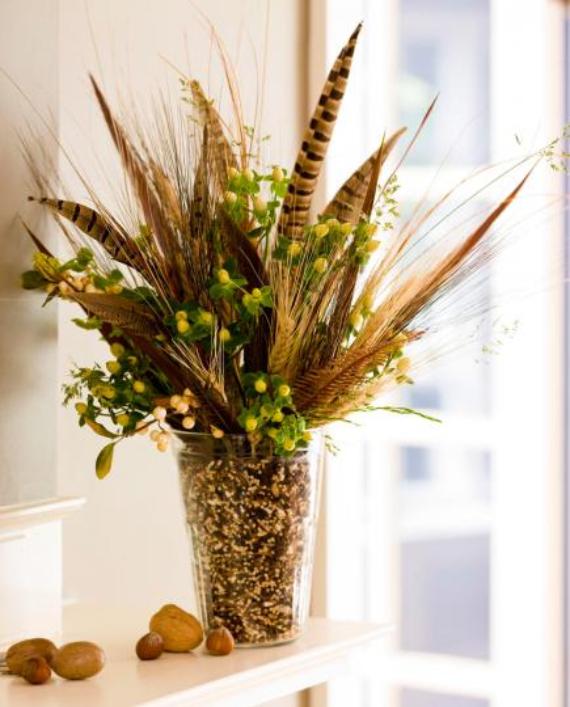 Easy and Elegant Festive Thanksgiving Decorating (32)