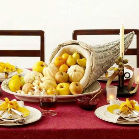 Easy and Elegant Festive Thanksgiving Decorating (34)
