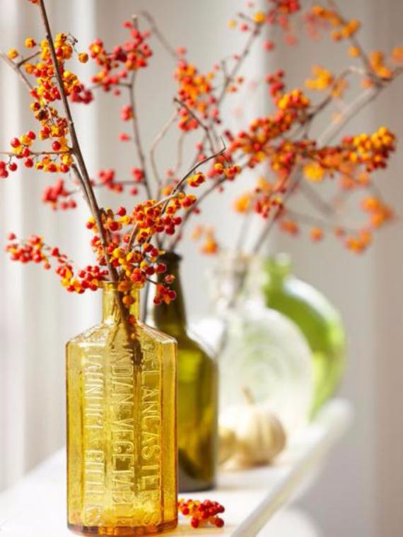 Easy and Elegant Festive Thanksgiving Decorating (36)