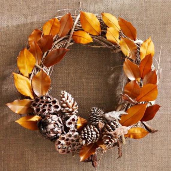 Easy and Elegant Festive Thanksgiving Decorating (43)