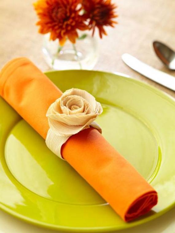 Easy and Elegant Festive Thanksgiving Decorating (48)