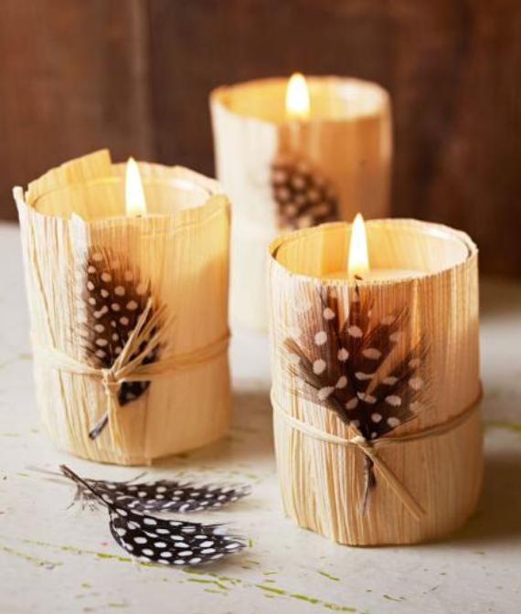 Easy and Elegant Festive Thanksgiving Decorating (49)