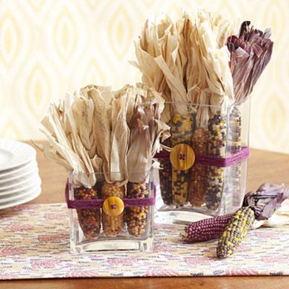 66 easy and elegant festive thanksgiving decorating Simple thanksgiving table decorations