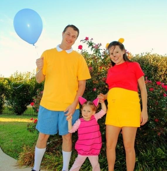 Family Halloween Costumes (33)